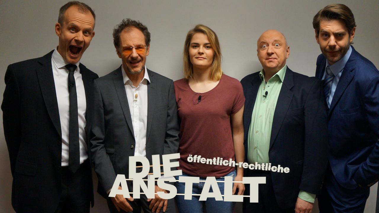 Mediathek Die Anstalt